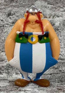 Obelix mit Hände in den Taschen