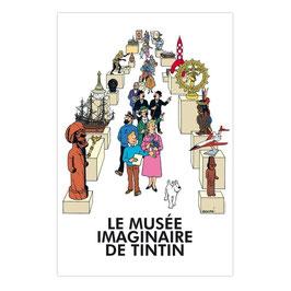 "Tim und Struppi ""Le Musée imaginaire de Tintin"""