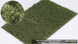 Weeds WB-PW603 late Summer jeweils Stck. 15x21cm und 6mm Hoch