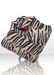 Kissen Zebra W541