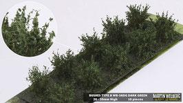 WB-SADG dark Green je 10 Stck. 20-30mm Hoch