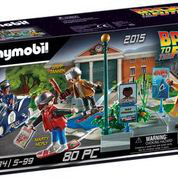 70634 Back to the Future Verfolgung mit Hoverboard