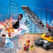 70 442 Seilbagger mit Bauteil