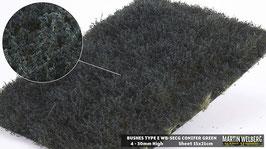 WB-SECG conifer Green Stck. 15x21cm 4-30mm Hoch