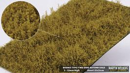 WB-SFAG autumn Gold Stck. 15x21cm 2-22mm Hoch