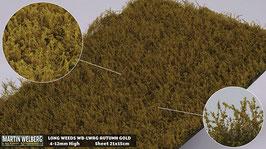 WB-LWAG autumn Gold jeweils pro Stck. 21x15cm und 4-12mm Hoch