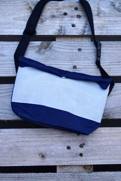 BUMBAG BLUE GREY