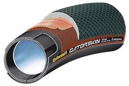 "Sprinter Gatorskin, 28""x25,Tub"