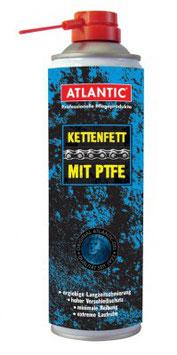 Kettenfett Atlantic mit PTFE 500ml, Sprühdose, mit Schnorchel