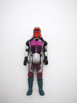 Lester Sledge Iguana + harte Maske  (2)