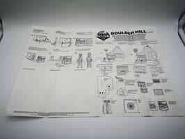 Boulder Hill Originale Anleitung ohne Poster (1)