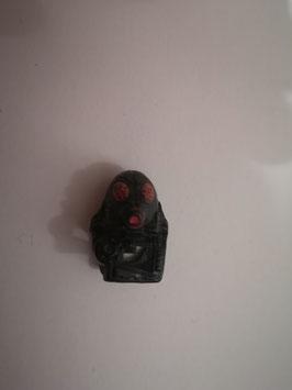 Jaques LaFleure weiche Maske (3) Volcano