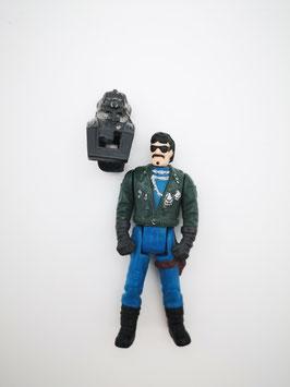 Sly Rex Piranha + weiche Maske  (1)