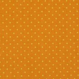 orange mit gelben Tüpfchen