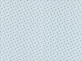 Babyblau Herzchen
