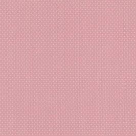 rosa mit weissen Pünktchen