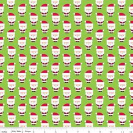 Santa grün