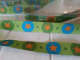 Sternenband grün
