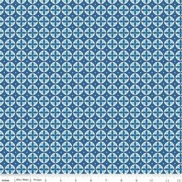 modern minis blau