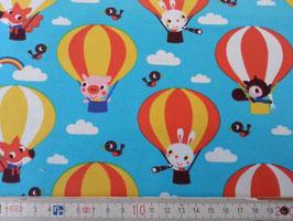 Lillestoff Heissluftballon