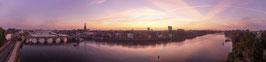 Maastricht Skyline Drone