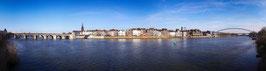 Maas Panorama Wyck