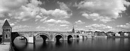Sint Servaasbrug (zwart-wit)