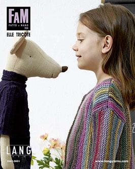 FAM 254 Elle Tricote