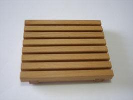 Seifenbänckchen aus Buchenholz
