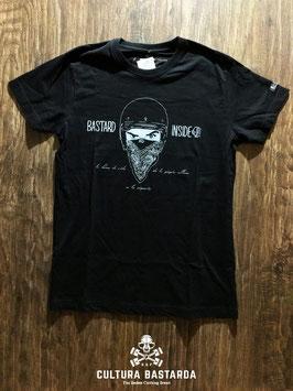 """Camiseta """"BASTARD INSIDE"""""""