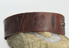 AB0003   Armband Western