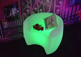 Fauteuil ambiance LED - RGB