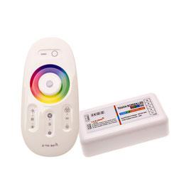 Contrôleurs RGB et RGBW pour ruban 12V