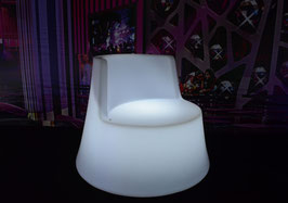 Grande chaise LED - RGB