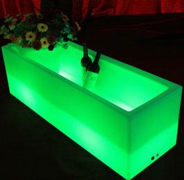 Bac à glaçon / bouteille LED - RGB