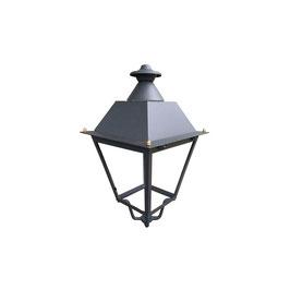 Street light retro style design