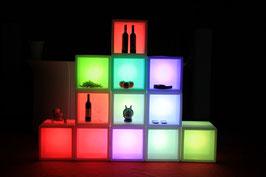 Cube lumineux LED - RGB