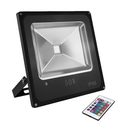 Projecteur RGB slim Epistar