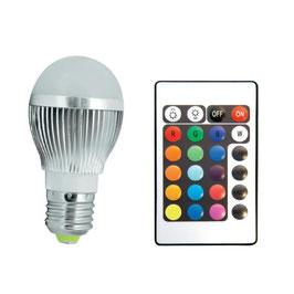 Ampoule E27 - RGB
