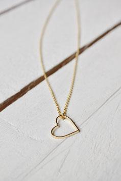 Kette mit Herz 925 Silber