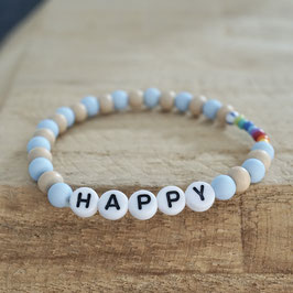 Happy -hellblau-