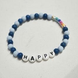 Happy -blau-