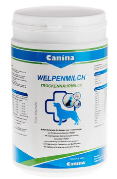 Welpenmilch Canina Pharma