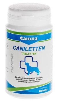 Caniletten, der Allroundversorger- Mineralien, Spurenelemente, Vitamine...