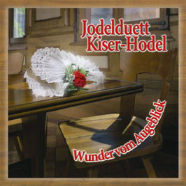 """CD """"Wunder vom Augeblick"""""""