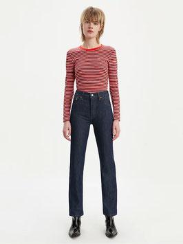 501® Original Jeans Across A Plain - Dark Blue