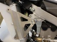 Works Connection Kühlerschützer Yamaha YZ 250F 14- 15