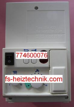 Sieger Bernnerautomat 4001 UBA 1.5 Zethos 7746700076