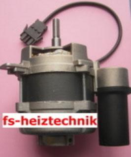 Buderus Brennermotor BRE1 / BDE1 Nr.5883876
