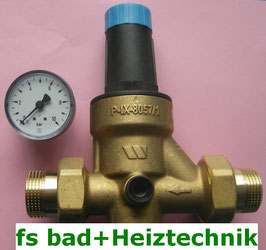 Braukmann Wasser Druckminderer DN 25 Set
